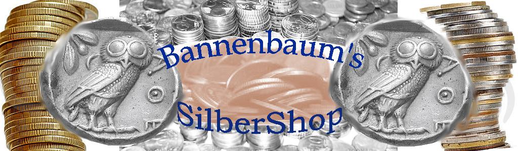 Silbershop Bannenbaum